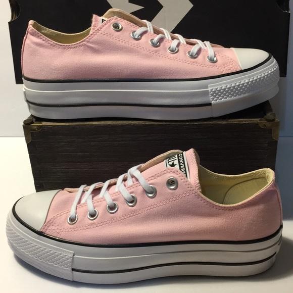 bufanda Cambio cicatriz  Converse Shoes | Chuck Taylor All Star Lift Ox Women | Poshmark